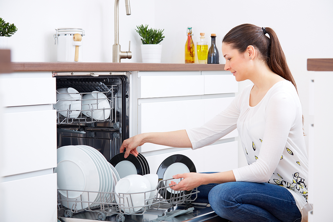Dishwasher safety alert